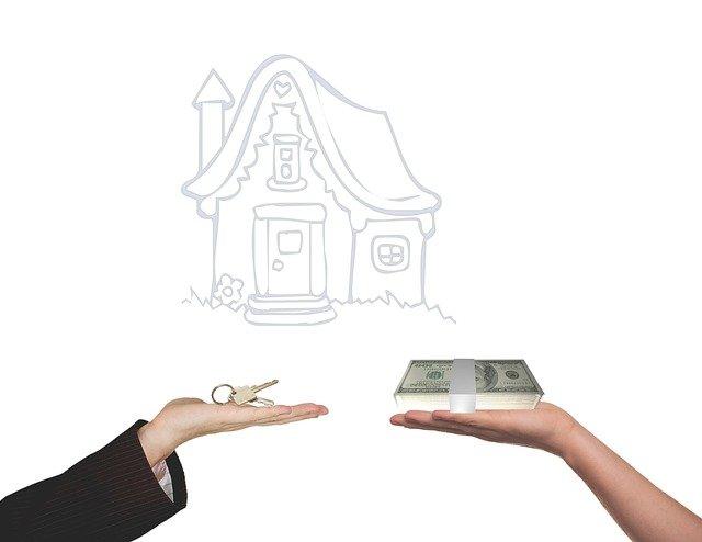 家とお金のイメージ